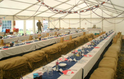 Perfect wedding Marquee