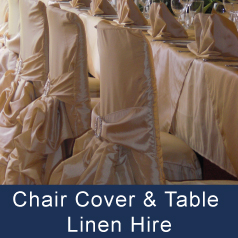 Chair covers & decor